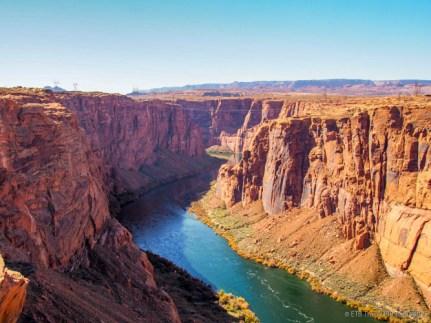 Glen Canyon Overlook, Page Arizona