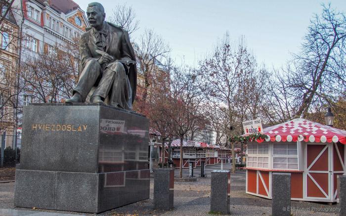 Hviezdoslavovo Square in Bratislava
