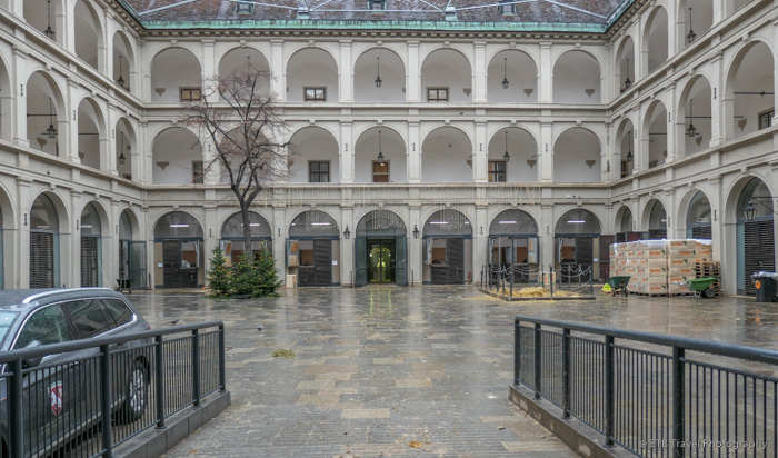 spanish riding school in Vienna