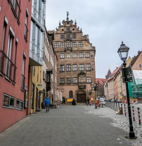 Fembo House City Museum in Nuremberg