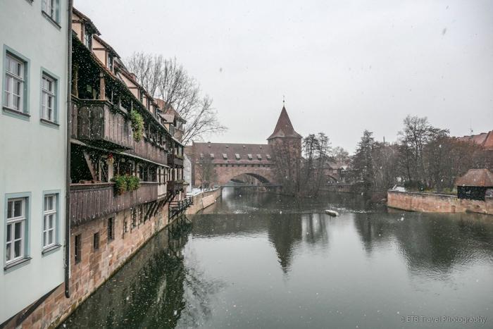 Bridge in Nuremberg