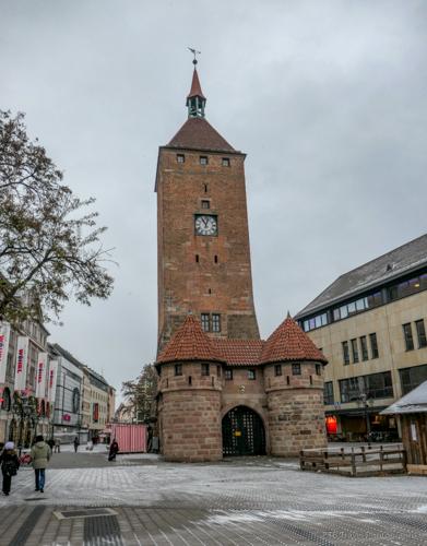 Weisser Turm in Nuremberg