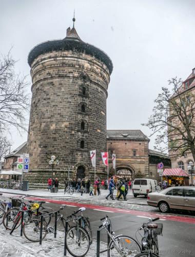 Handwerkerhof in Nuremberg