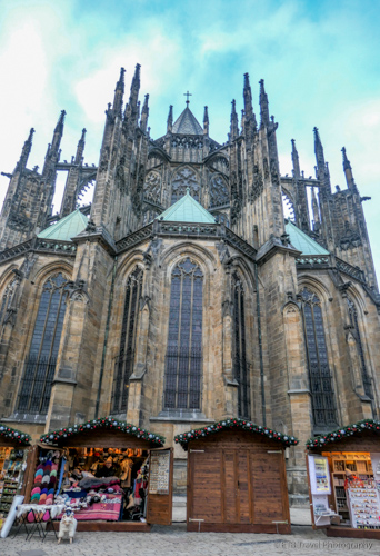 St. Vitus Church in Prague Castle