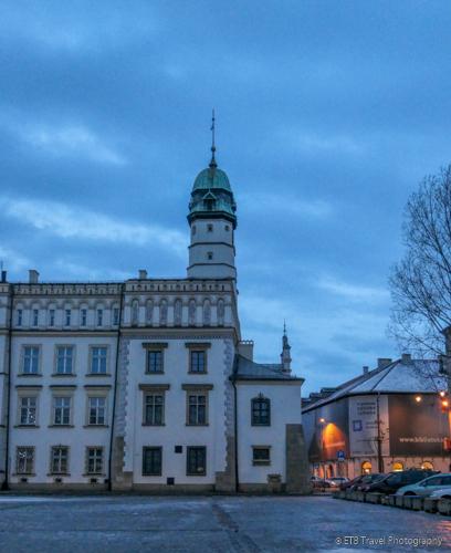 Museum in Krakow's Jewish Quarter