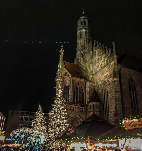 Church of Our Lady in Nuremberg