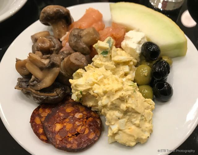 Buffet Breakfast at Kings Court Hotel in Prague