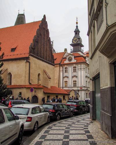 Jewish Town Hall in Prague