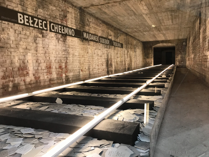 Exhibits in Nuremberg's Documentation Center