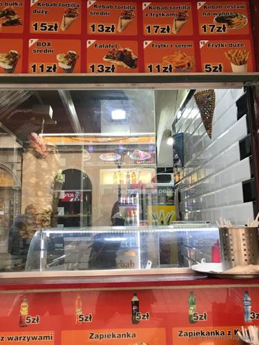 Kebab Zapiekanki - Krakow Street Food