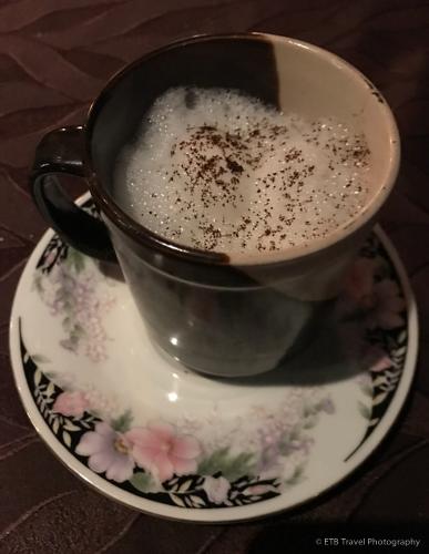 Coffee at Donde José