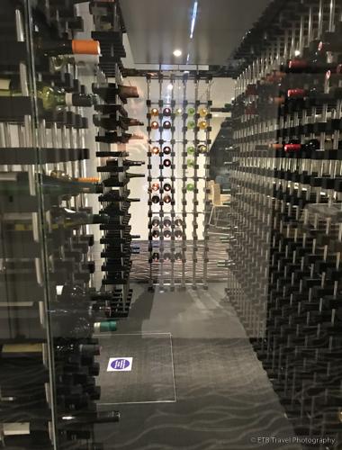 wine cellar on Danube River Cruise