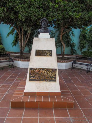 Plazoleta Carlos V in Panama City