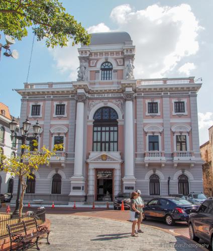 municipal house in panama city