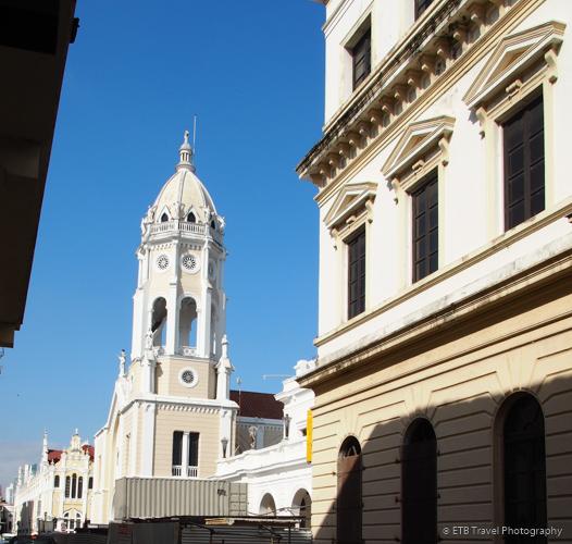 Iglesia San Francisco de Asis in Panama City