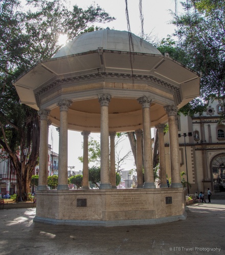 Plaza de Santa in Panama City