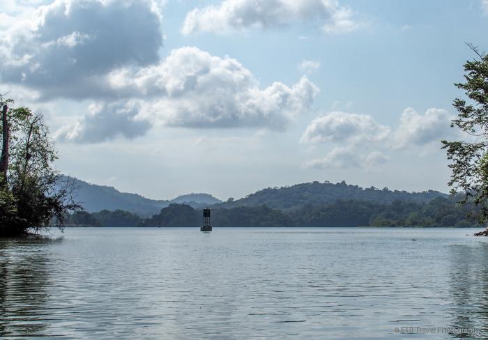 Lake Gatun in Panama City