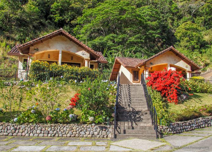 My cabin at Hotel escondido in Boquete