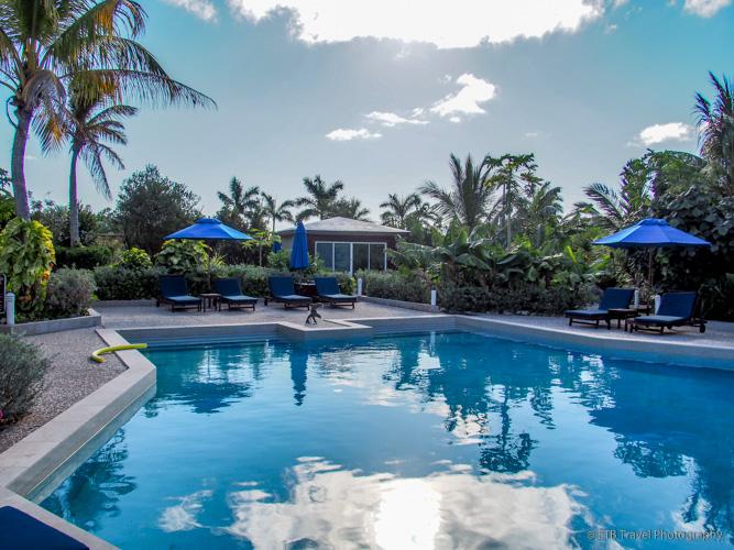 pool at Fountain Anguilla