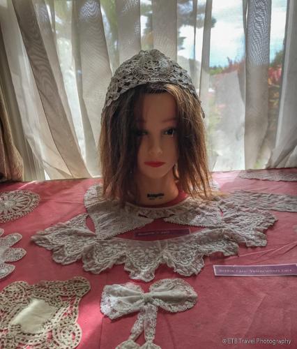 lace at dutch museum