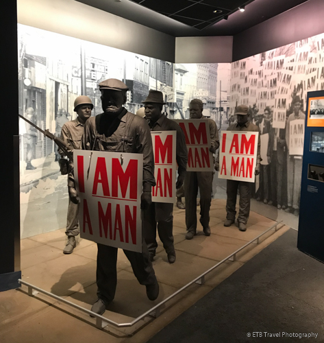 I AM A MAN Movement in Memphis