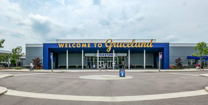 graceland entrance