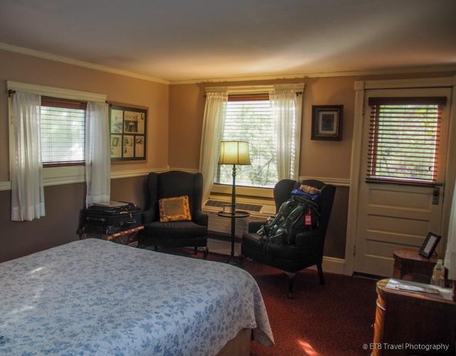 blue room at story inn