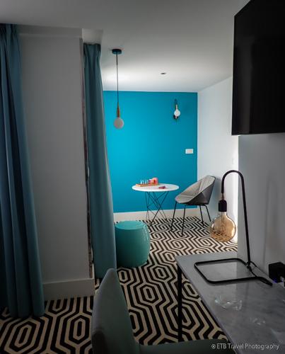 room at hotel haussman saint augustin