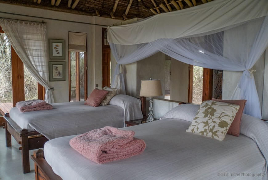 bedroom at Umani Springs