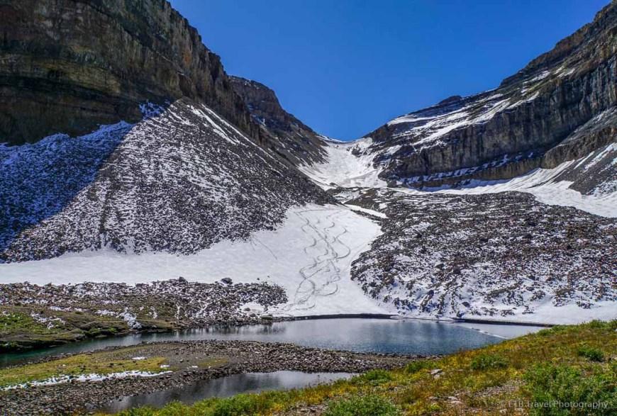 Emerald Lake in American Fork Canyon
