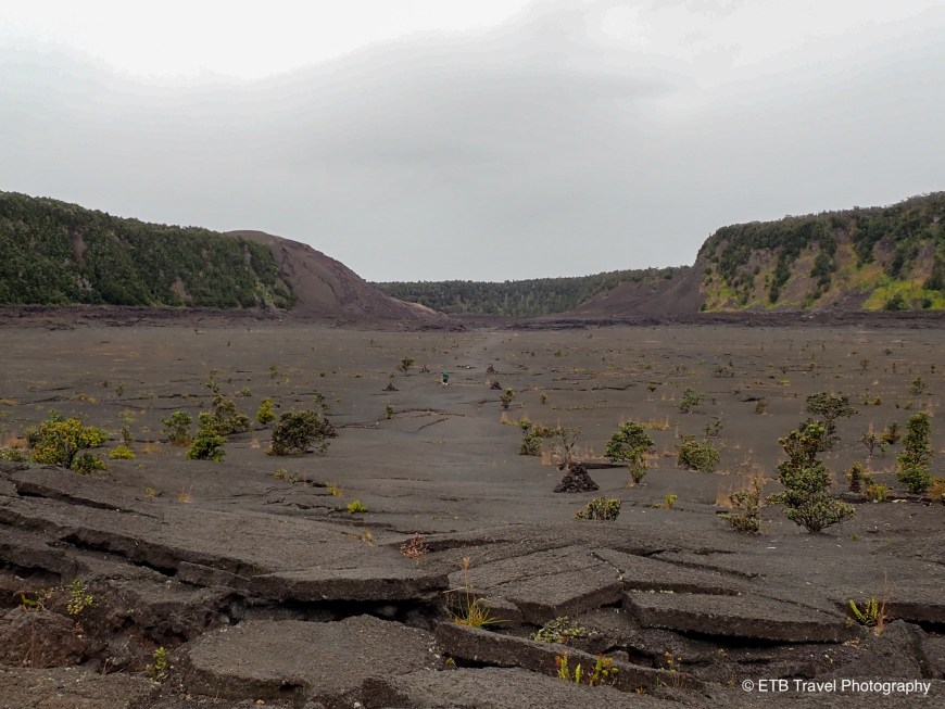 Kīlauea Iki Crater In Hawai'i Volcanoes National Park