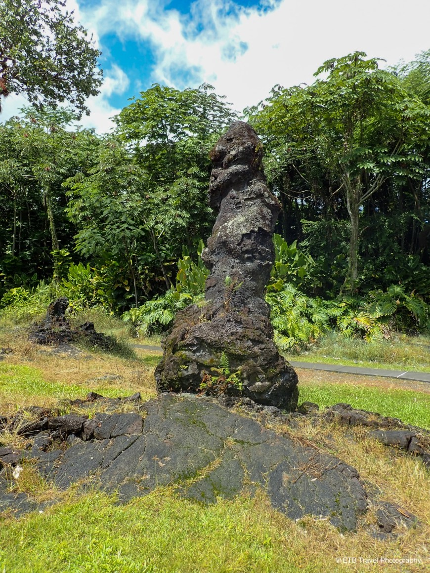 Lava Tree State Monument near Hilo