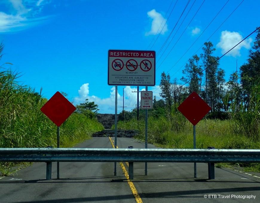 Recent Kīlauea  eruption