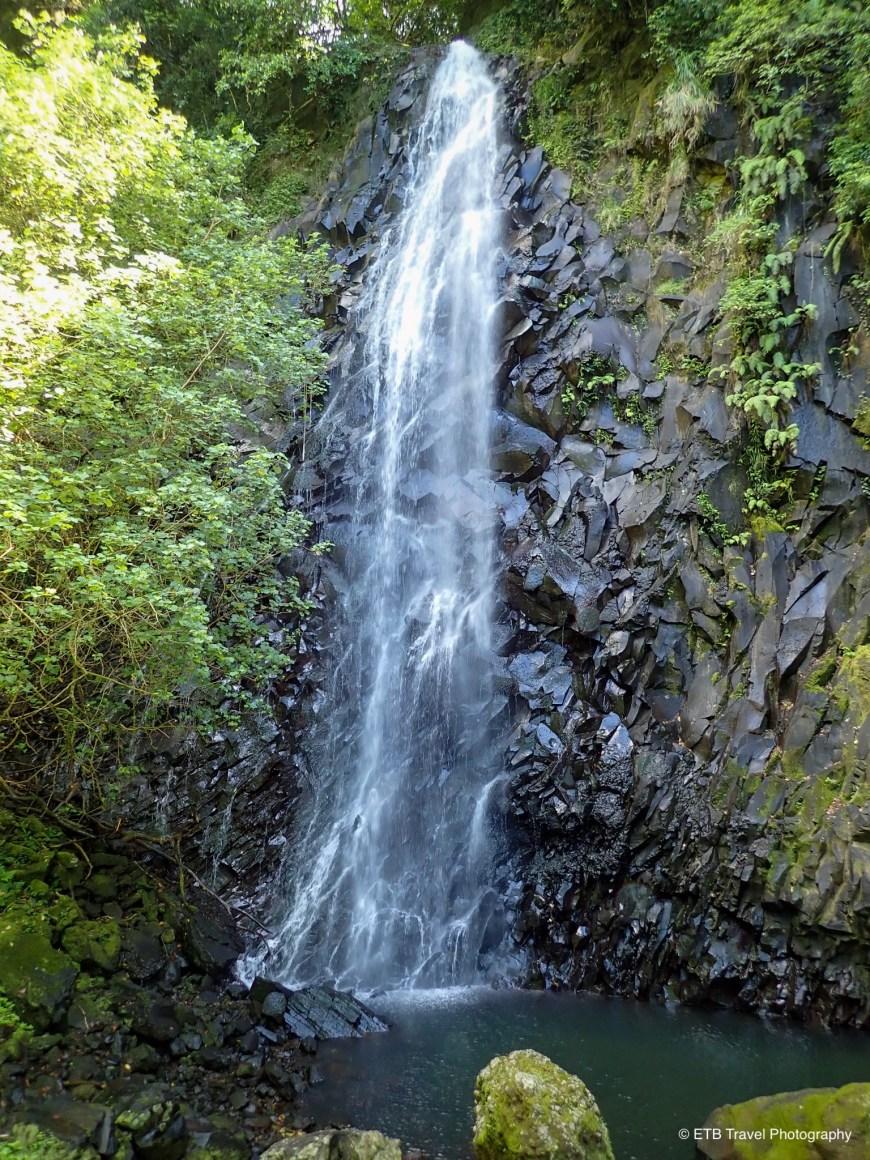Nuuuli Falls In American samoa