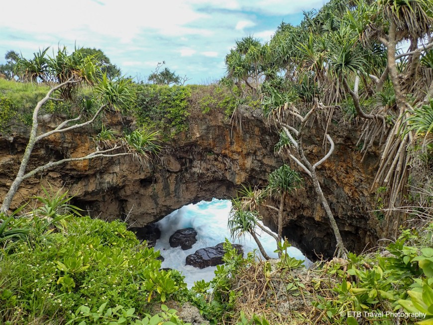 Hufangalupe arch