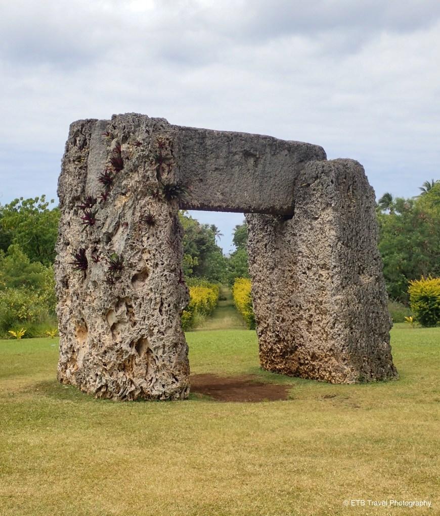 Trilithon In Tonga
