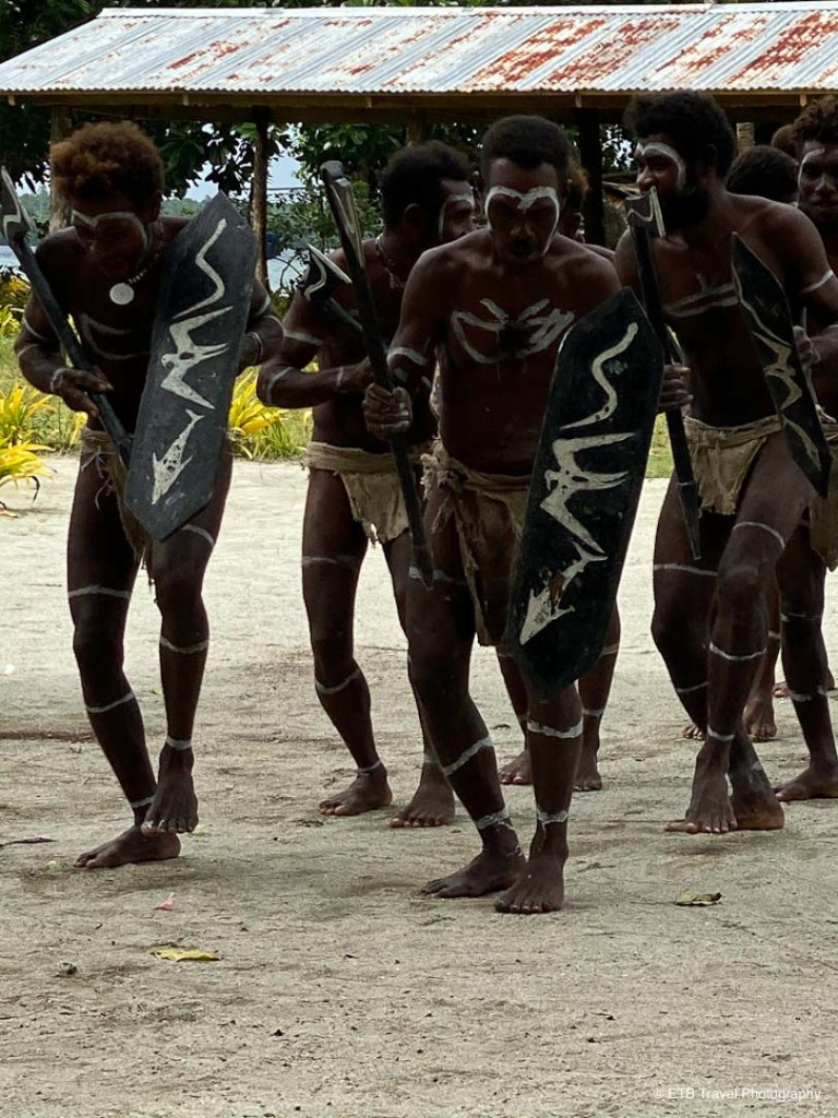 solomon tribe dancing