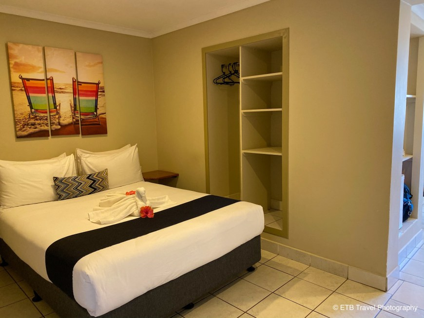 Hotel room in Santo