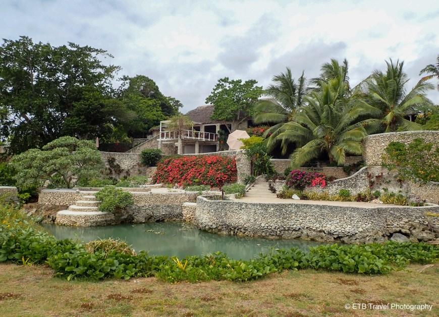 Evergreen resort in Tanna