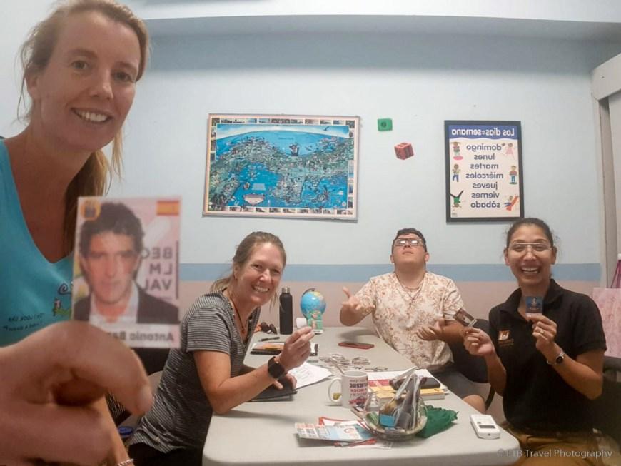 fun classes at Casco Antiguo Spanish School