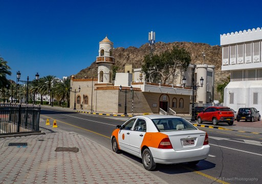 taxi in muscat, oman