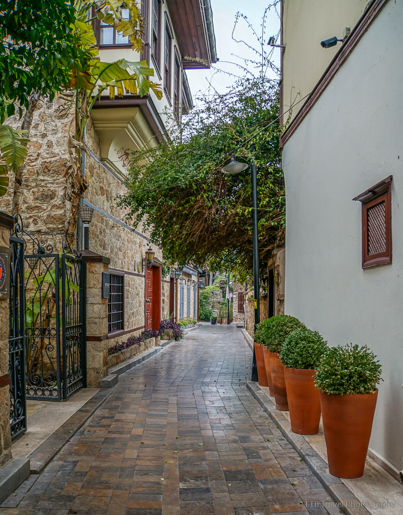 streets of antalya
