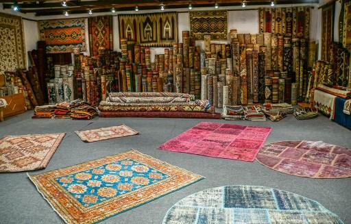 Bergama Turkish Rugs