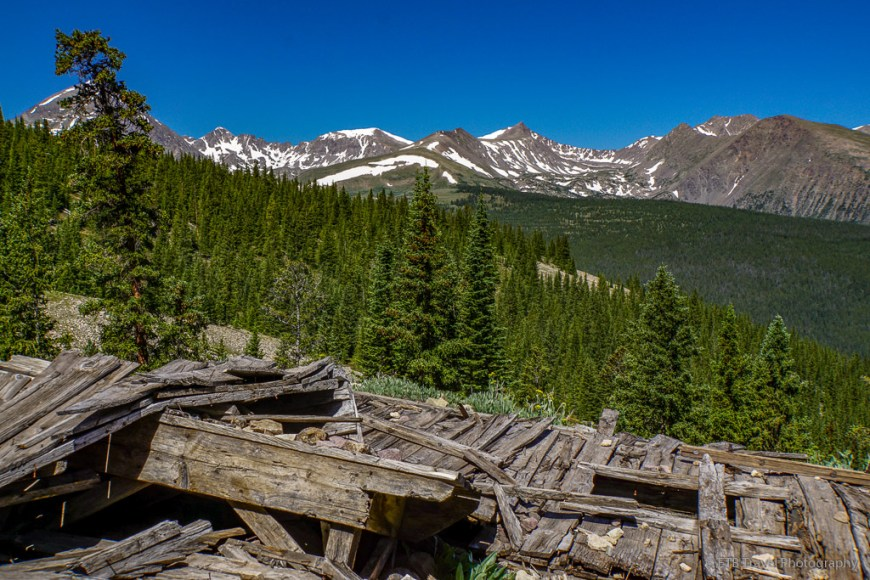 view from fredonia gulch trail