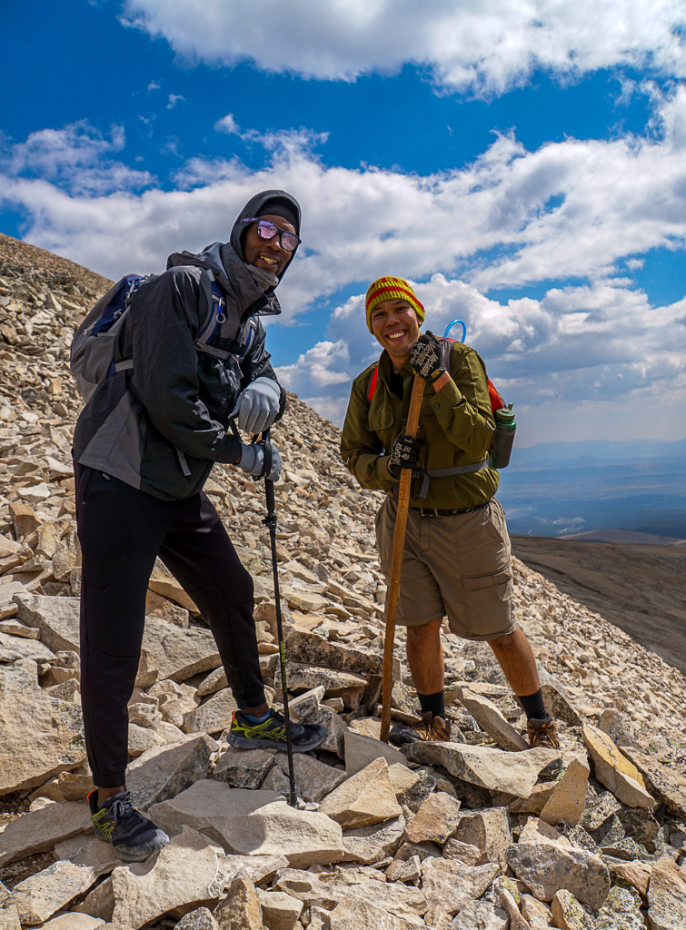 flatlanders on the mountain