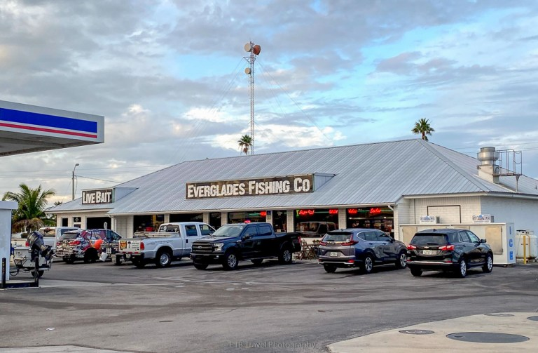 Everglades Fishing Co in Everglades City
