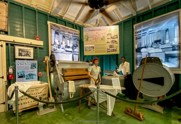 Museum of the Everglades in Everglades City