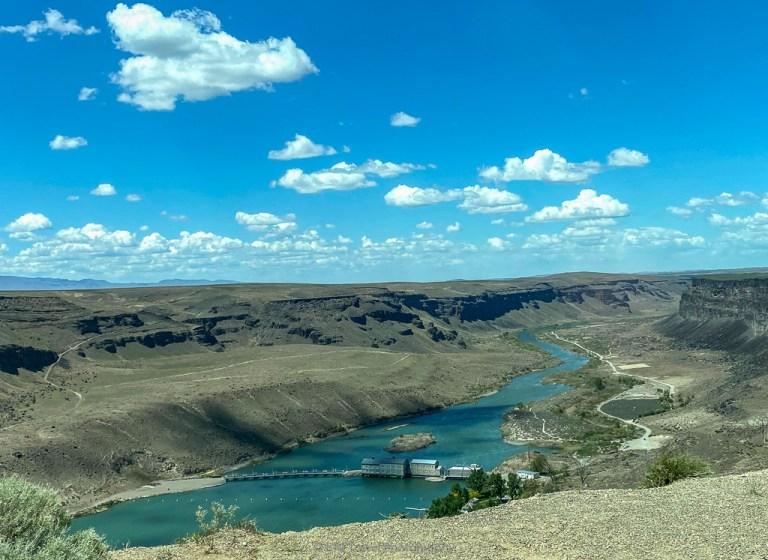 Snake River Canyon