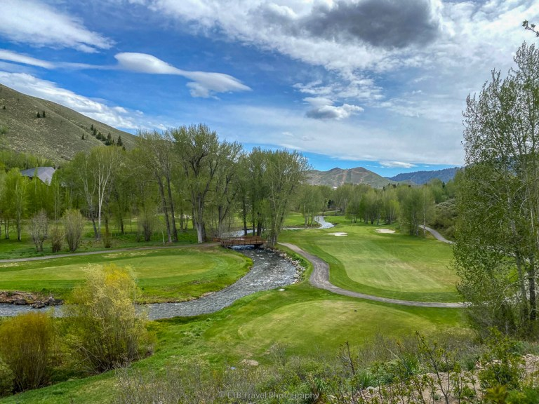 golf course at sun valley resort
