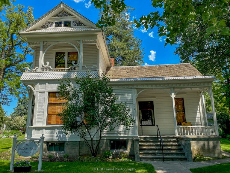 the boldman house